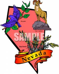 The State Bird, Animal, and Flower of Nevada.