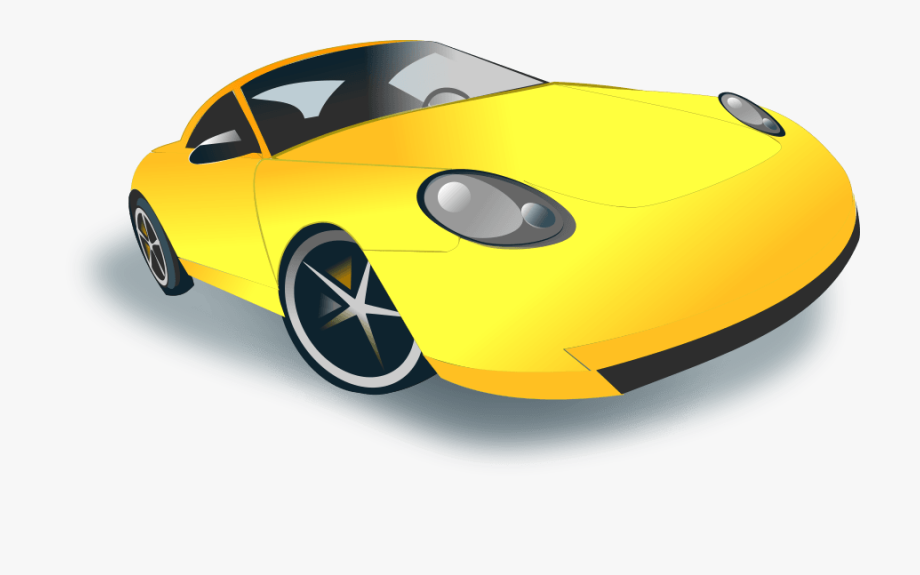 Motor Car Clipart.