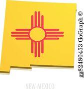 New Mexico Clip Art.