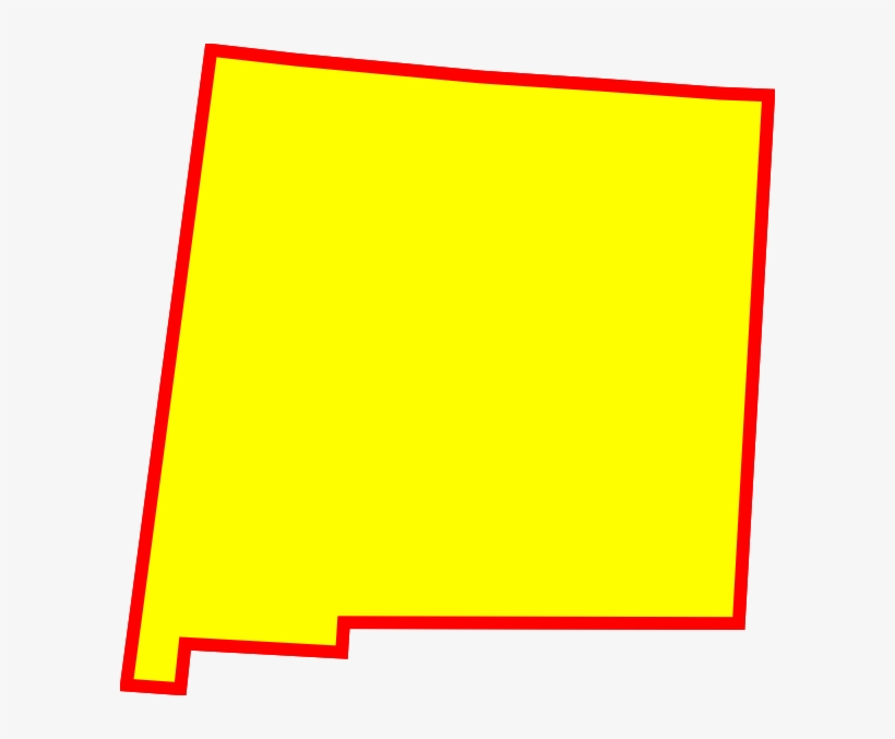 New Mexico State Clip Art.