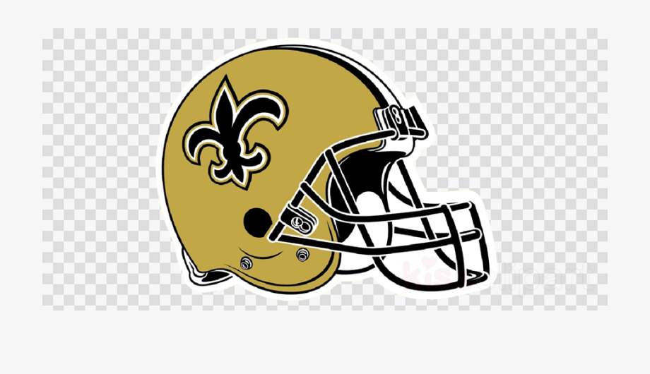 Helmet Clipart New Orleans Saints.