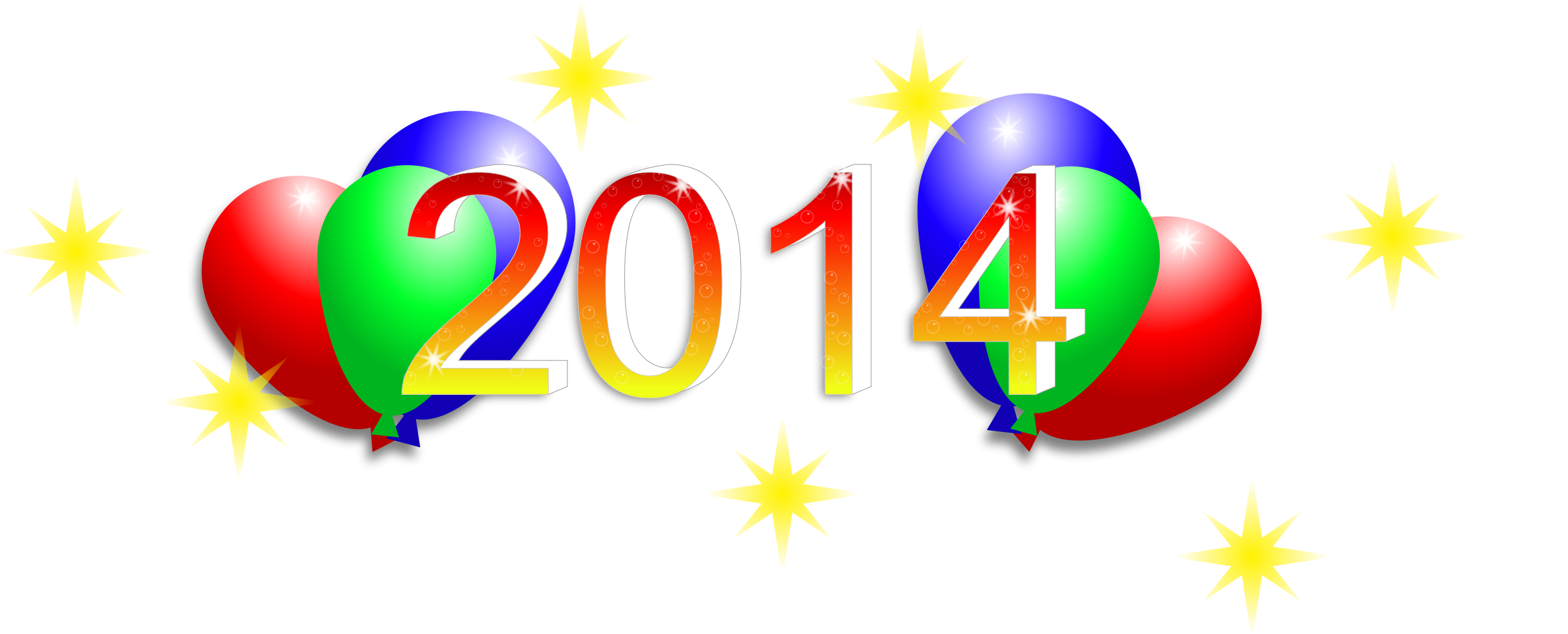Free Clipart New Years.