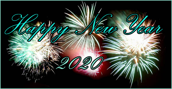 New Years Clipart.
