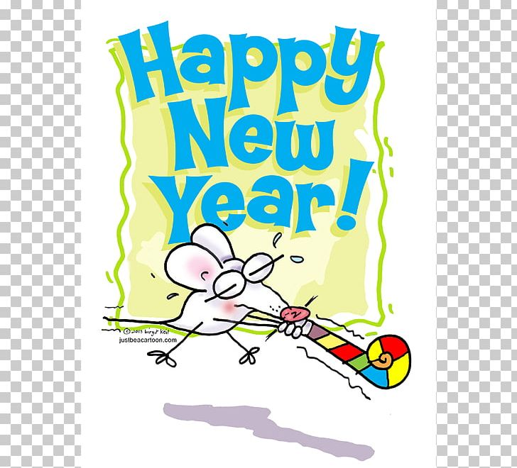Cartoon New Years Day PNG, Clipart, Area, Art, Artwork, Cartoon.