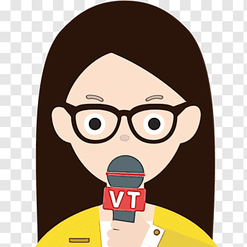 Newscaster cutout PNG & clipart images.