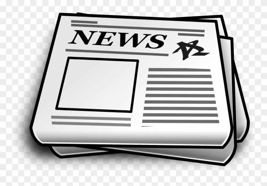 News Clip Art Dcoin With Newspaper Clipart.