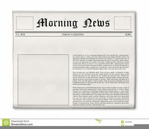Newspaper Headline Templates.