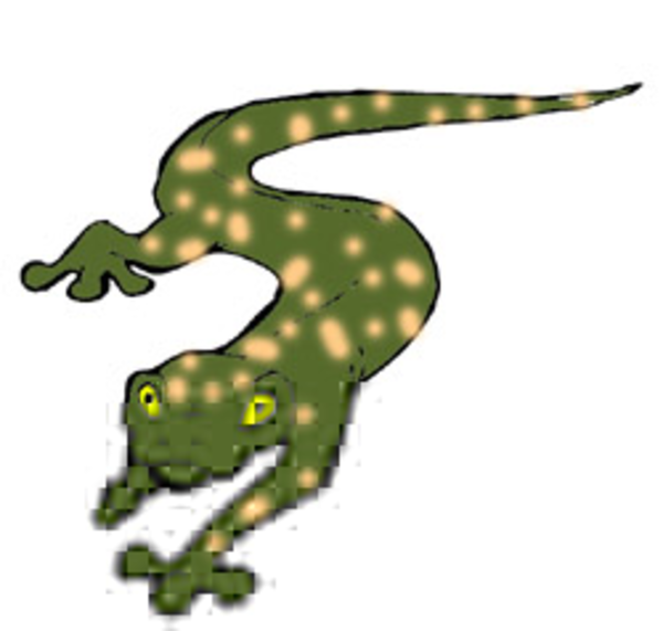 Newt clipart » Clipart Station.