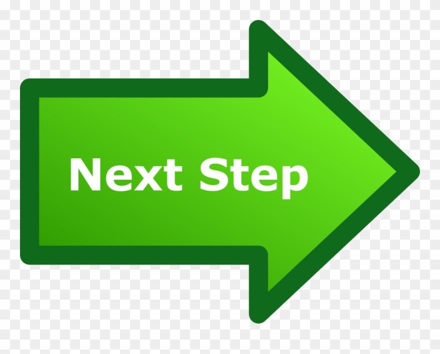 Next Step Arrow.