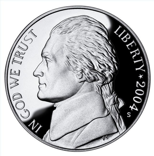 Who Is on the Nickel Coin?.