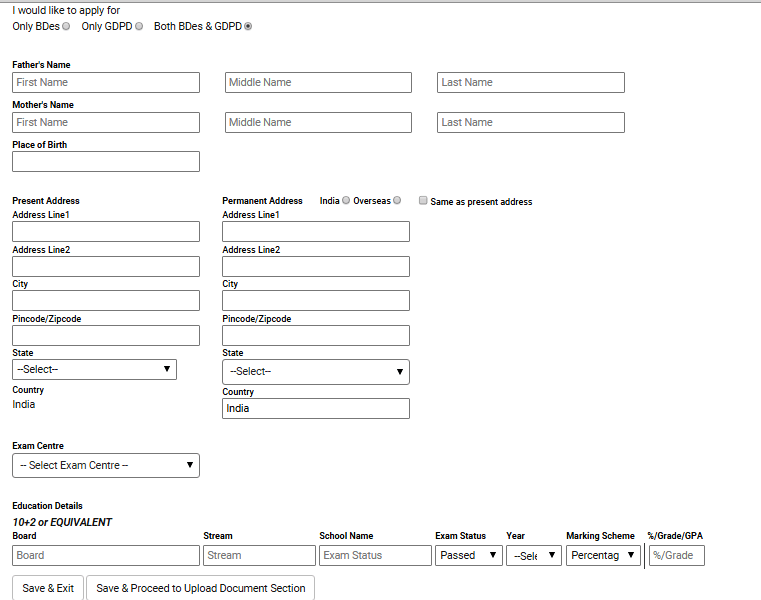 Nid application form download free clipart with a.