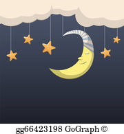 Good Night Clip Art.