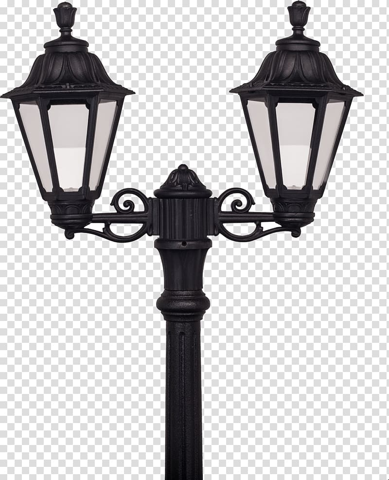 Street light Lighting , Night lights transparent background.