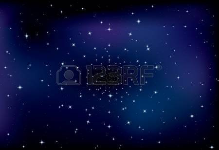 82,874 Night Sky With Stars Stock Vector Illustration And Royalty.