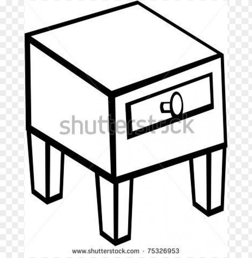 Download night stand nightstand furniture stock c1njs1.