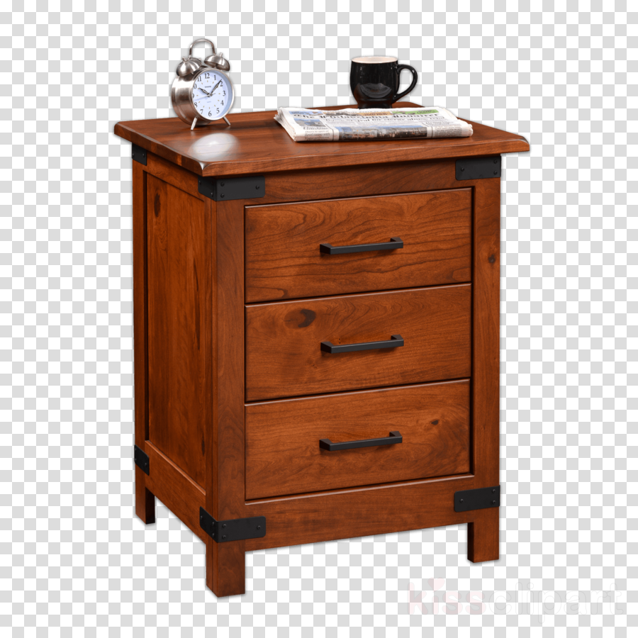 furniture drawer nightstand chest of drawers wood stain.