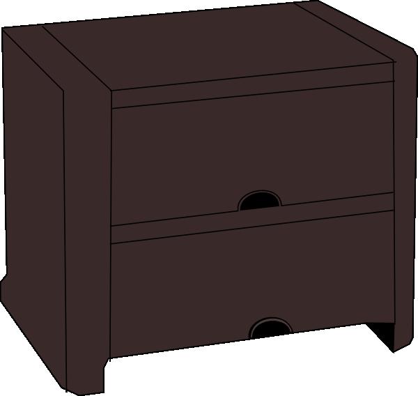 Furniture clipart night stand, Furniture night stand.