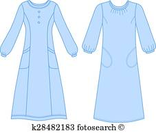 Nightgown clipart 4 » Clipart Station.
