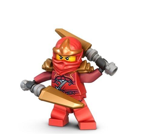Collection of Ninjago clipart.