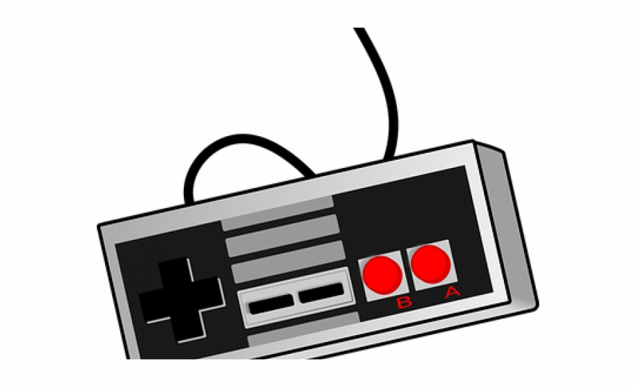 Joystick Clipart Super Nintendo Controller Video Game.
