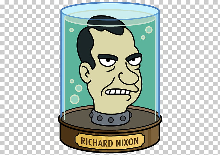Richard Nixon Futurama United States Zapp Brannigan.