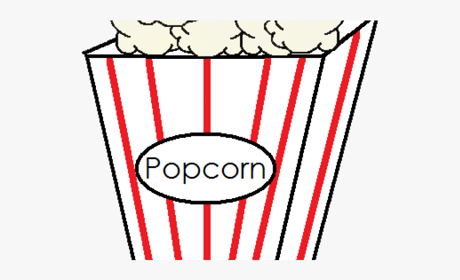 Popcorn Clipart Drink.