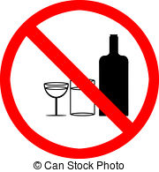 No alcohol clipart 2 » Clipart Station.