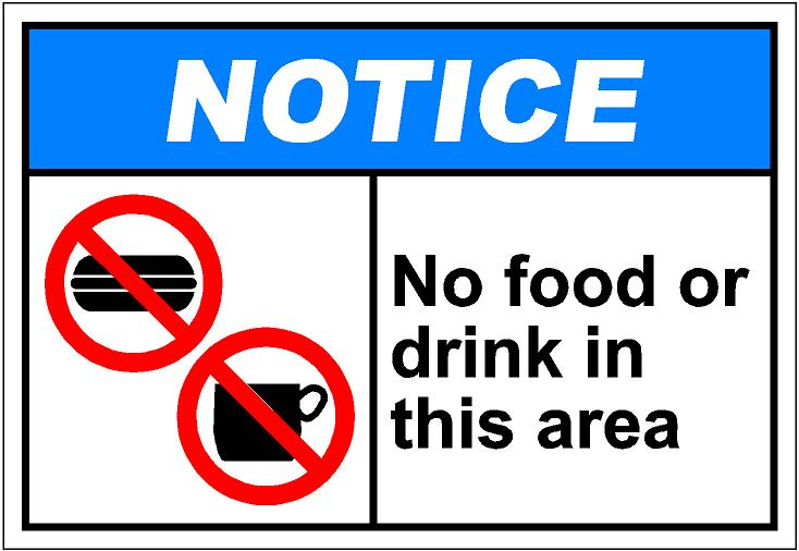 93+ No Food Or Drink Clipart.