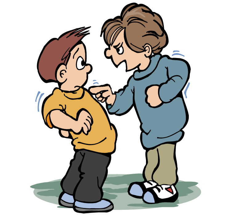 Download Free png No Hitting Others Clipart.