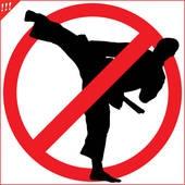 No Kicking Clipart#1909819.