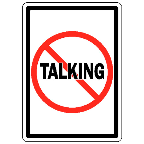 Free No Talking Clipart, Download Free Clip Art, Free Clip.
