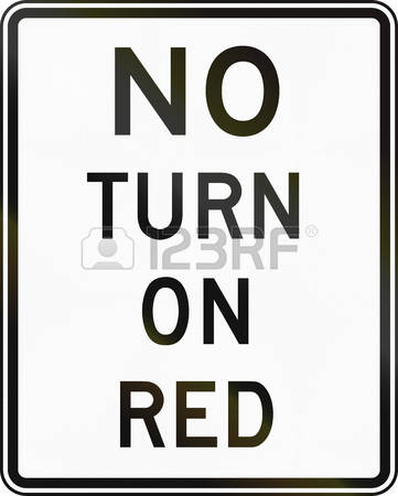 1,204 No Turn Cliparts, Stock Vector And Royalty Free No Turn.