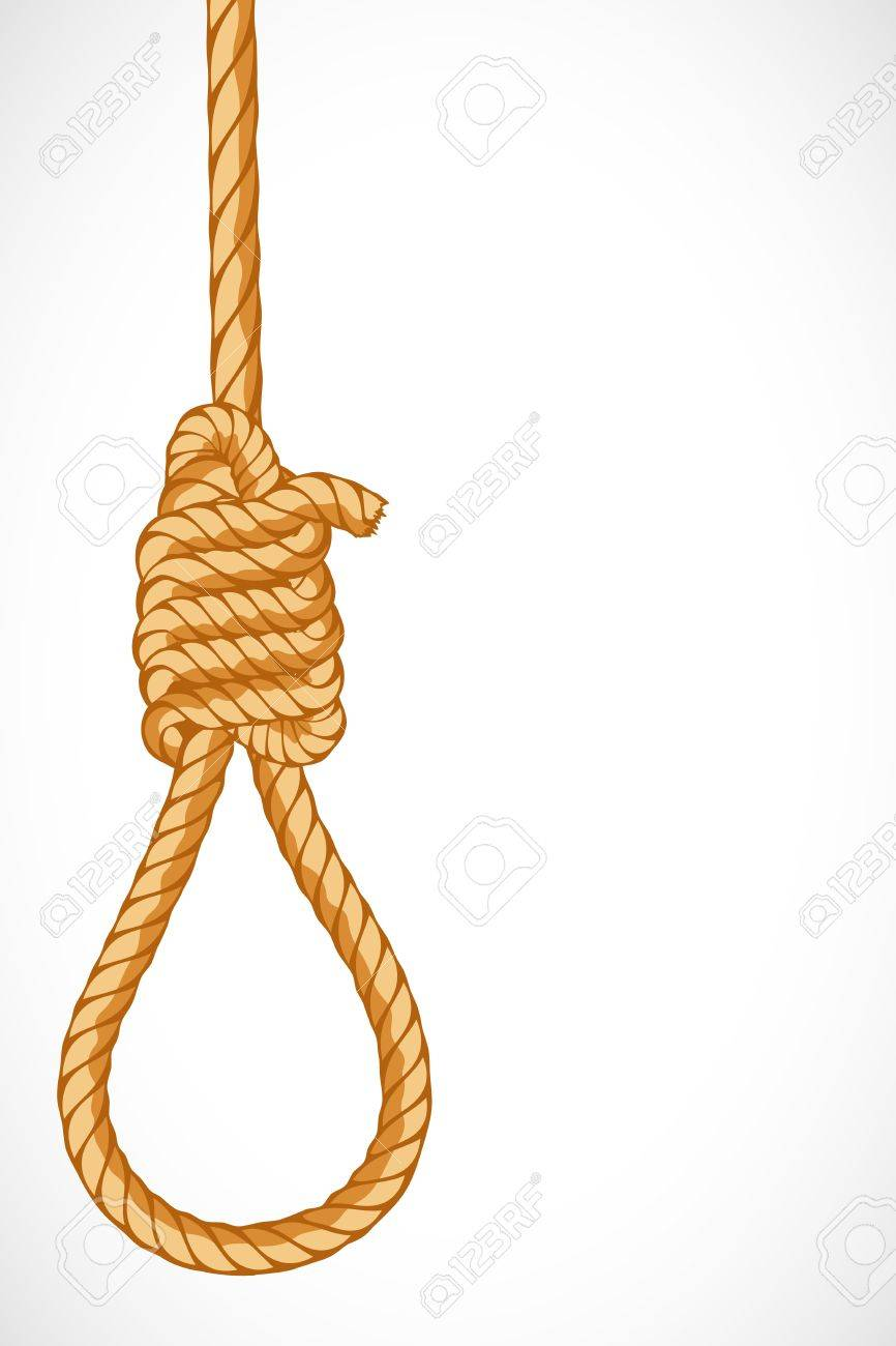 49 Noose free clipart.