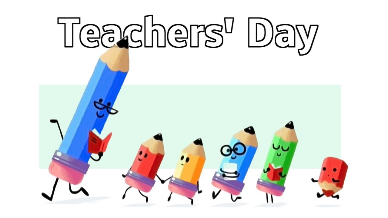 Happy Teachers Day Inspirational Quotes Hd Wallpaper.