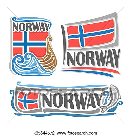 Logo for Norway Clipart.