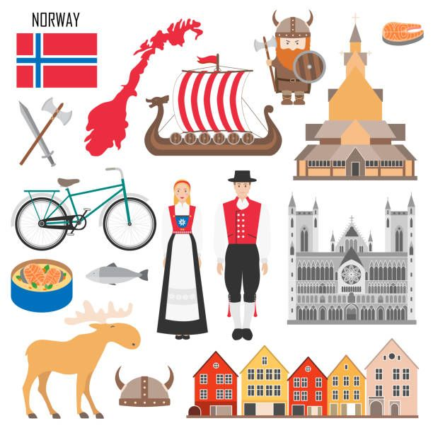 norway clipart.