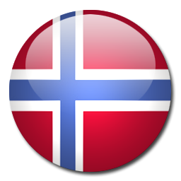 Button Flag Norway Icon, PNG ClipArt Image.