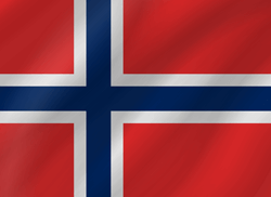 Norway Flag.