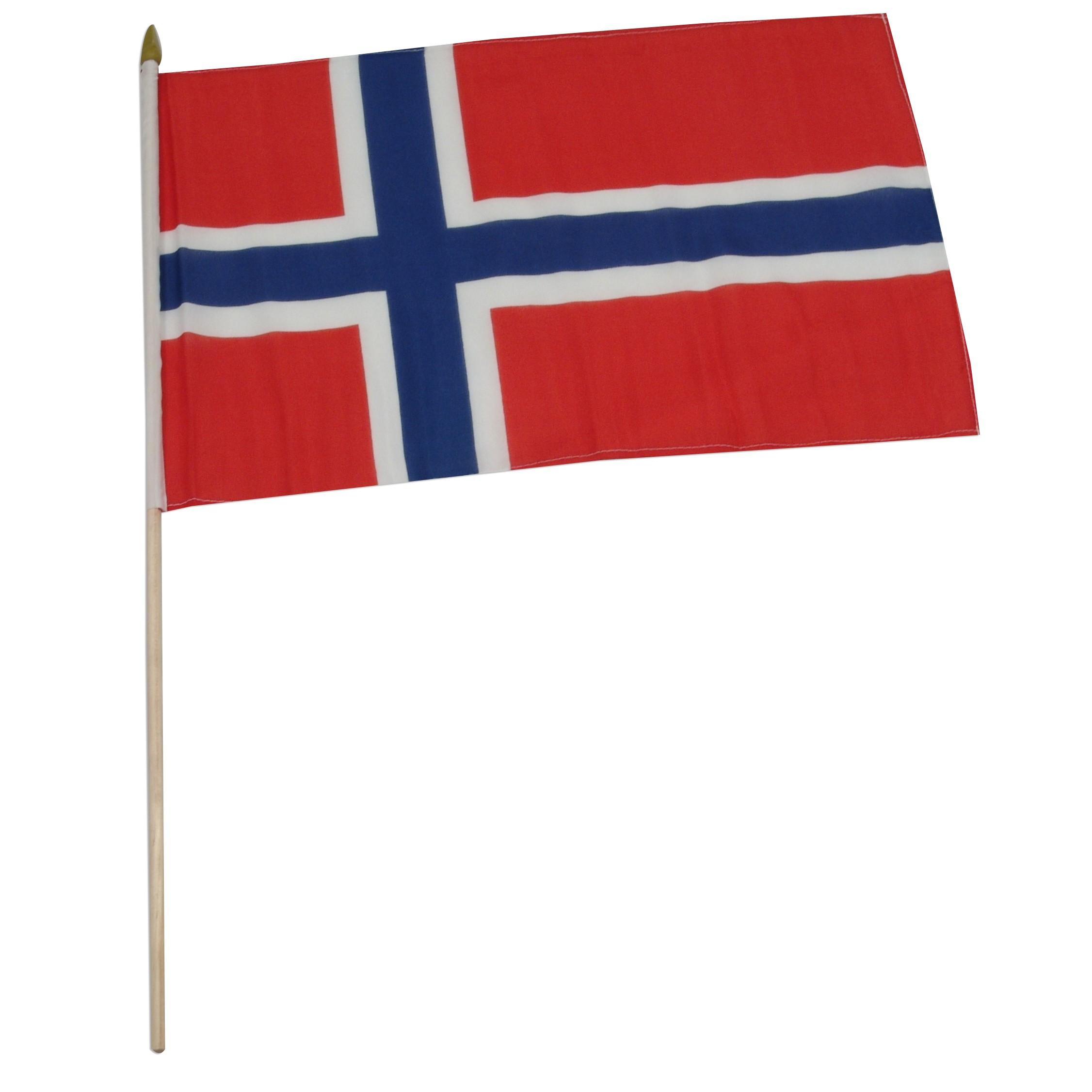Wood Stick Flag Clipart.