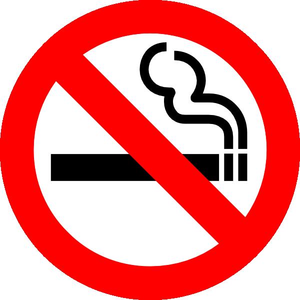 Do Not Smoke Clip Art at Clker.com.