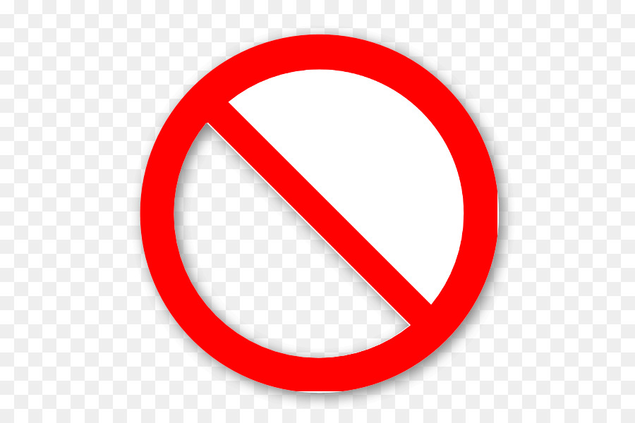 No Circletransparent png image & clipart free download.