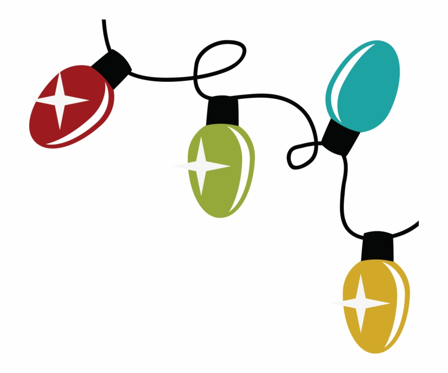 Glamorous String Of Christmas Lights Clipart Not Working.