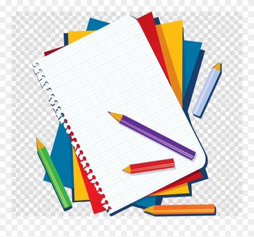 Download Rentrée Scolaire Png Clipart Notebook Clip.
