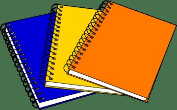 Notebooks clipart » Clipart Portal.