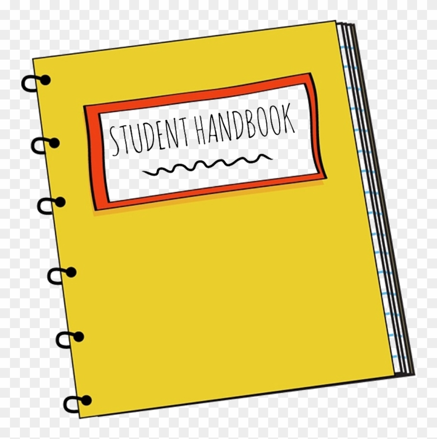 English Notebook Clip Art.