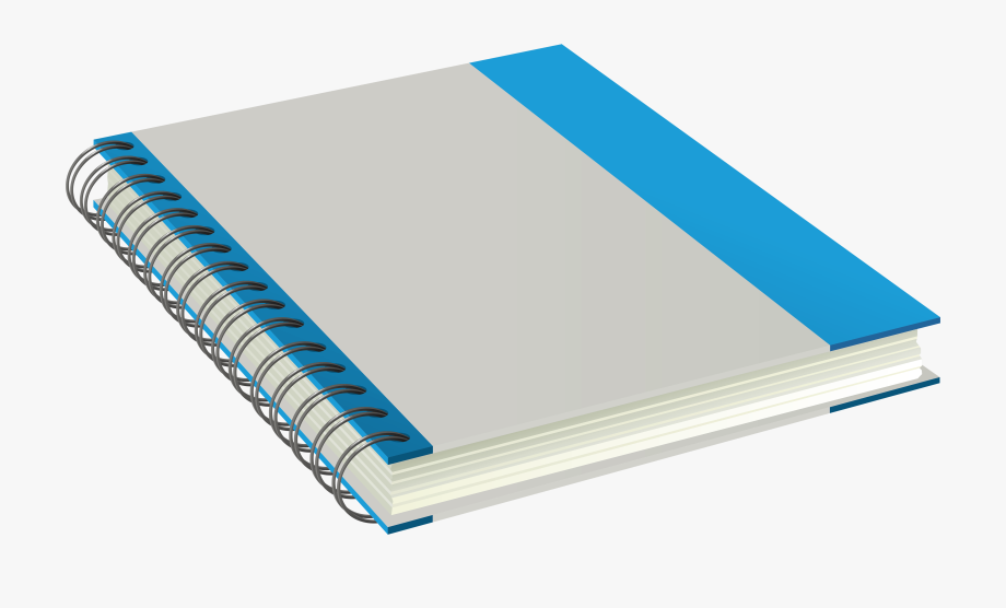 Notebook Png Vector Clipart.