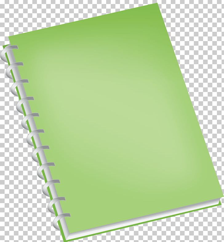 Green Notebook PNG, Clipart, Notebooks, Objects Free PNG Download.