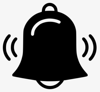 Free Ring Bell Clip Art with No Background.