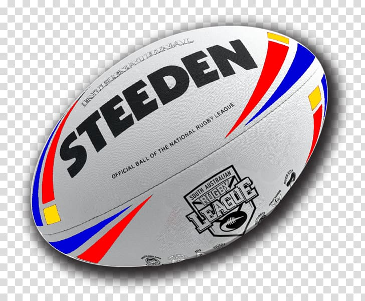 National Rugby League Ball Manly Warringah Sea Eagles.