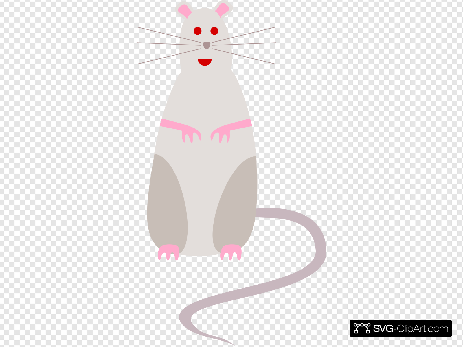 Rat Clip art, Icon and SVG.